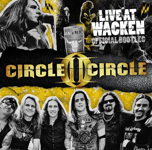 circleiicirclelivewacken