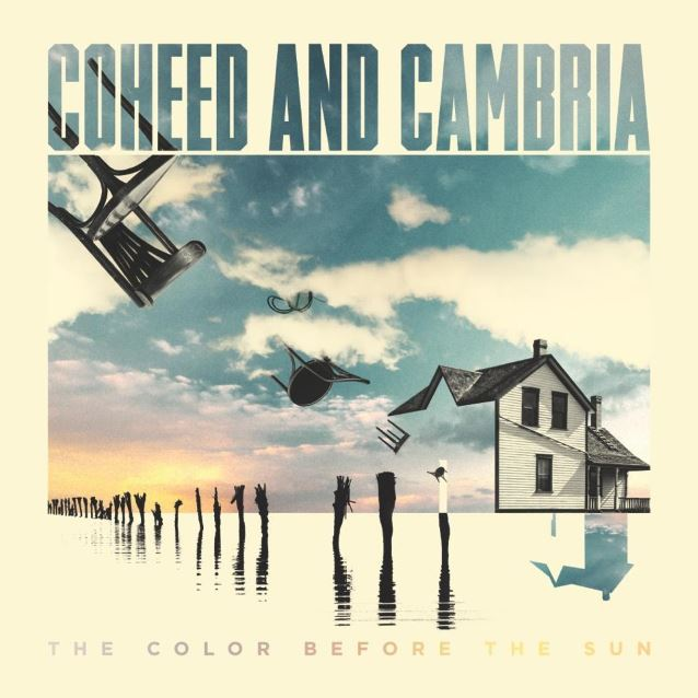 coheed and cambria release details for new album the