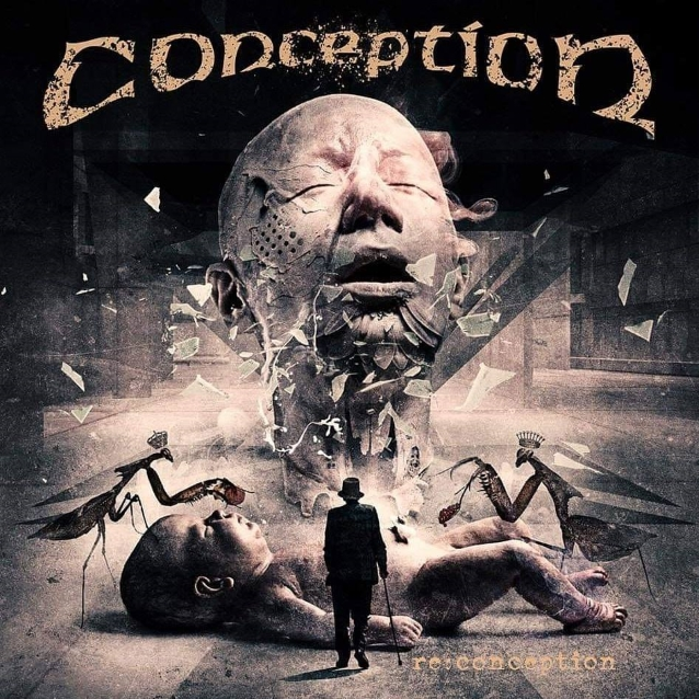 Conception Feat. Former Kamelot Singer Roy Khan: 're:conception' Single Out Now; 'my Dark Symphony' Ep Due This Month
