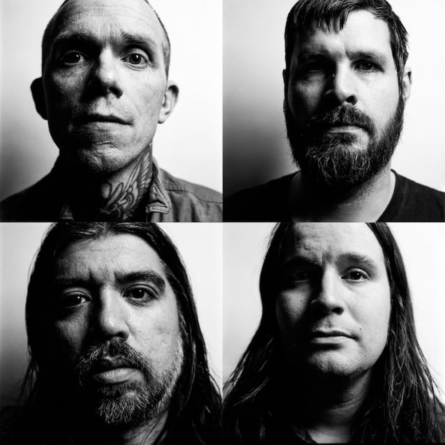 CONVERGE To Release 'The Dusk In Us' Album In November
