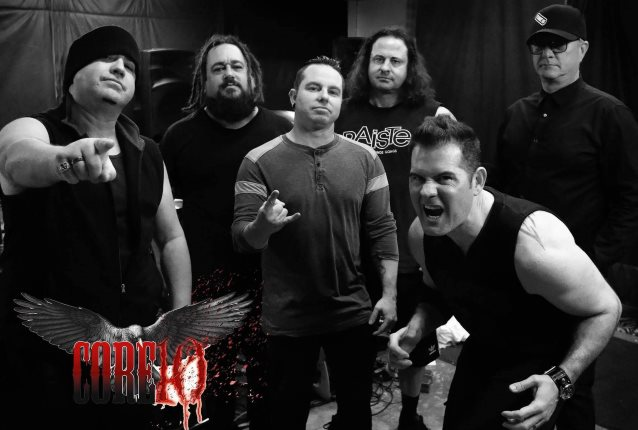 Ex-KORN Drummer DAVID SILVERIA: Drum-Cam Footage Of 'Act Of Valor' Performance With CORE 10
