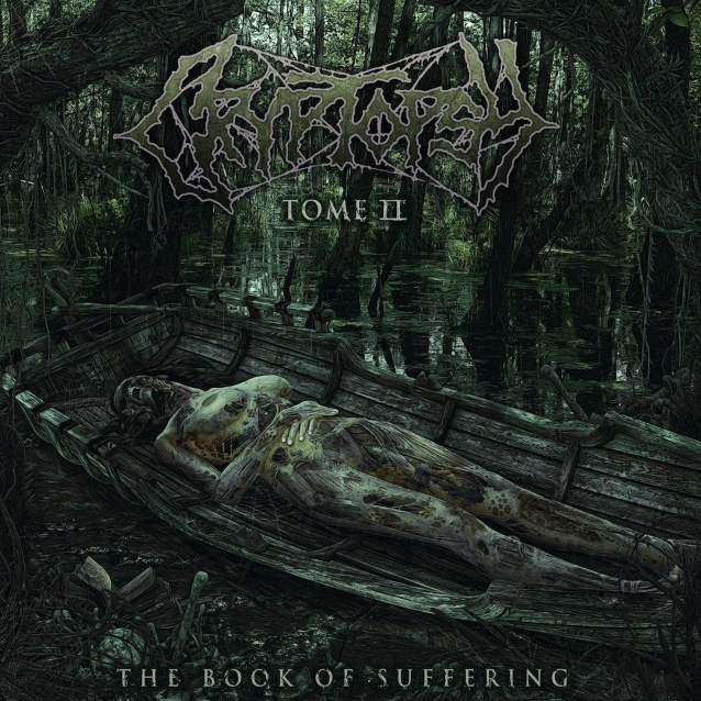 CRYPTOPSY To Release 'The Book Of Suffering - Tome II' In October; 'Sire Of Sin' Video Available