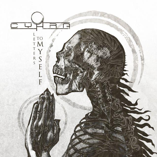 CyHra (Jesper Strömblad + Peter Iwers) - Letters to Myself (20 octobre) Cyhraletterscd