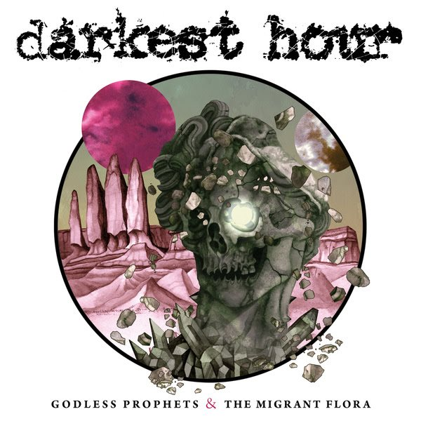 Image result for album art Darkest Hour: Godless Prophets & The Migrant Flora
