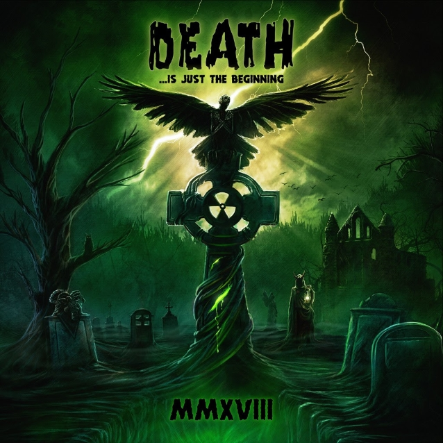 BENEDICTION, KATAKLYSM, HYPOCRISY, Others Featured On 'Death... Is Just The Beginning MMXVII' Compilation