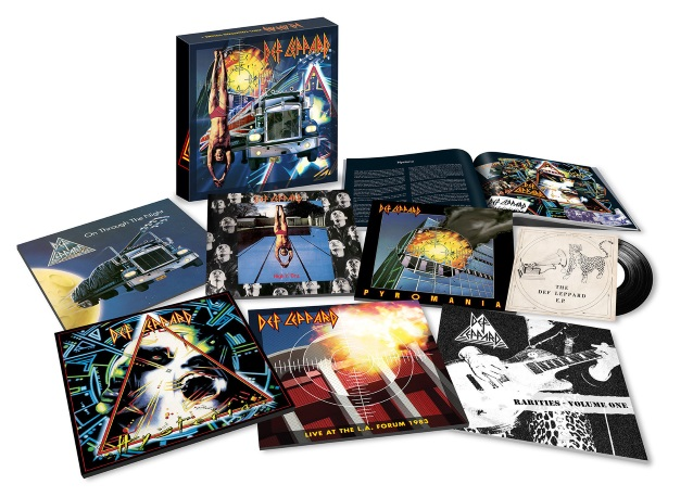 Def Leppard Release 'Pour Some Sugar On Me' Lyric Video