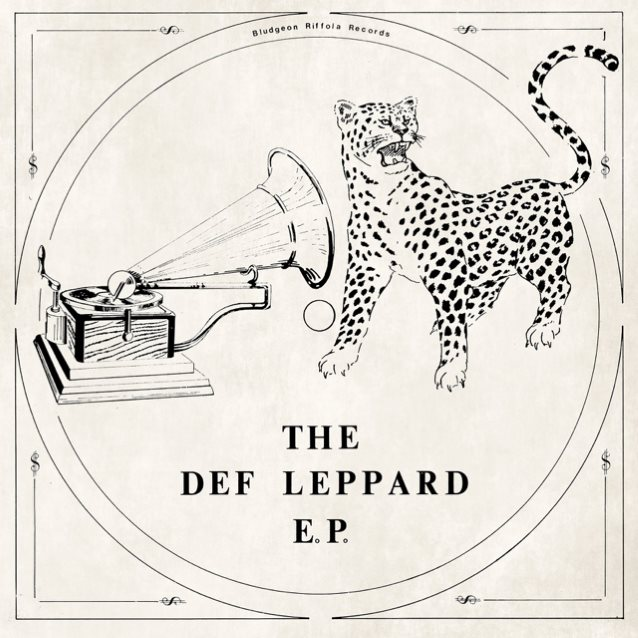 DEF LEPPARD's First EP To be Reissued With Replica Art And Picture Cover
