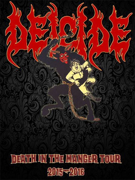 deicidedeathinthe mangerdec2015tour