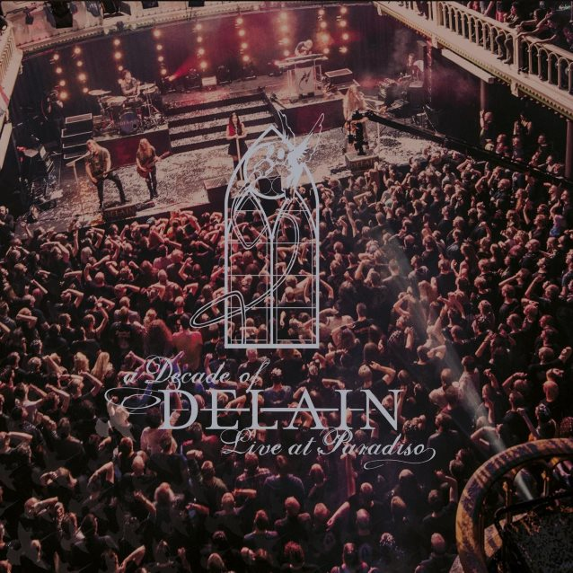 DELAIN: Trailer For 'Live At Paradiso' DVD, Blu-Ray