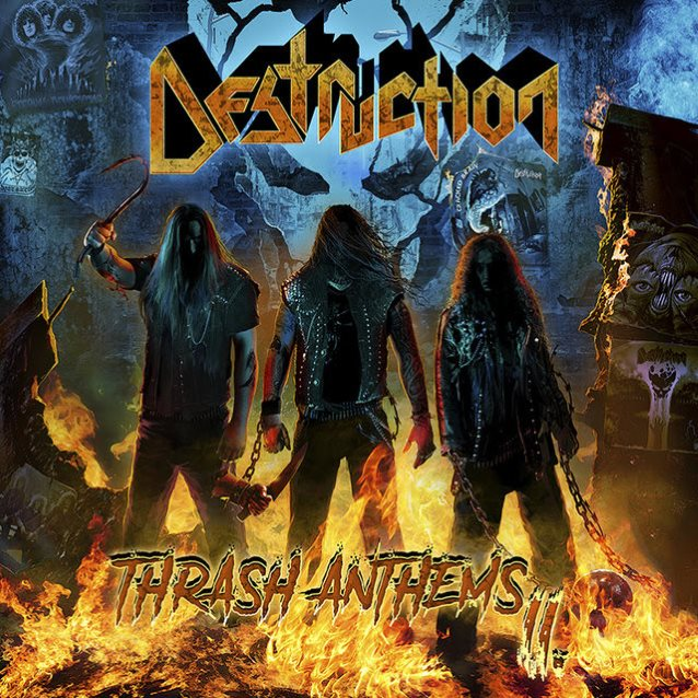DESTRUCTION - Thrash Anthems II (10 novembre) Destructionthrashanthems2cd