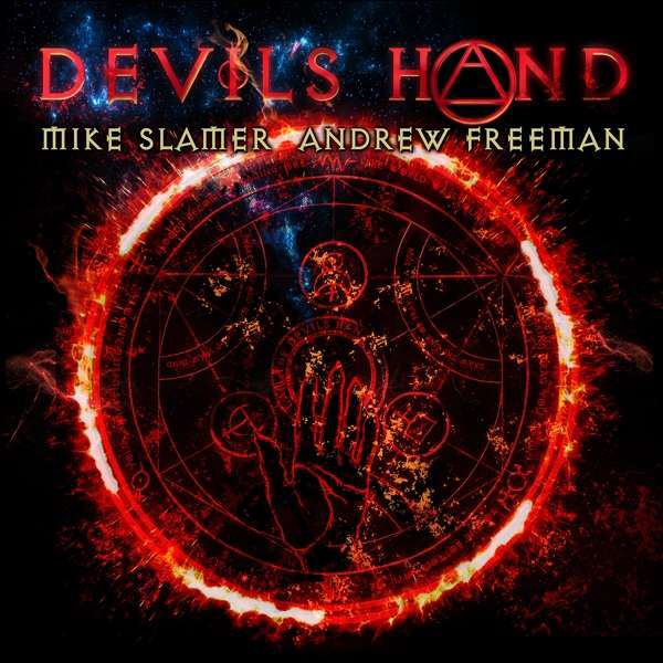 LAST IN LINE's ANDREW FREEMAN Teams Up With MIKE SLAMER For DEVIL'S HAND Project