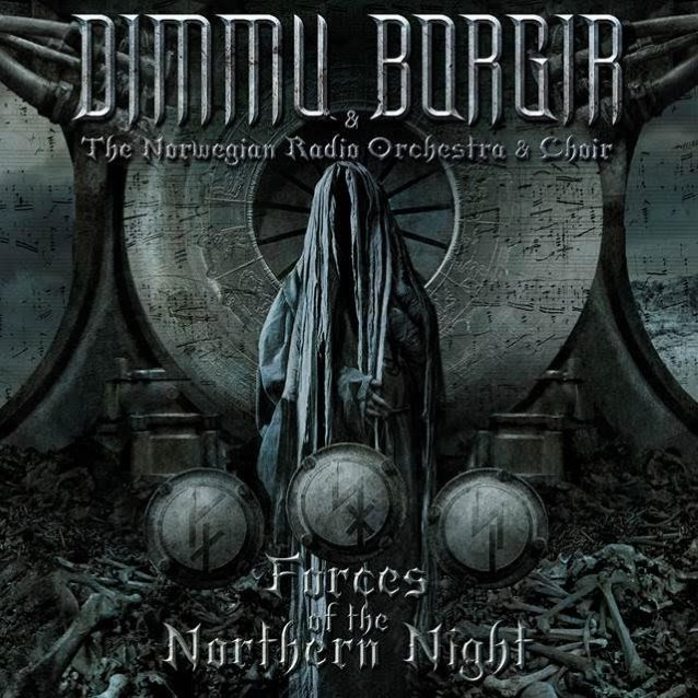 Bildergebnis für dimmu borgir forces of the northern night