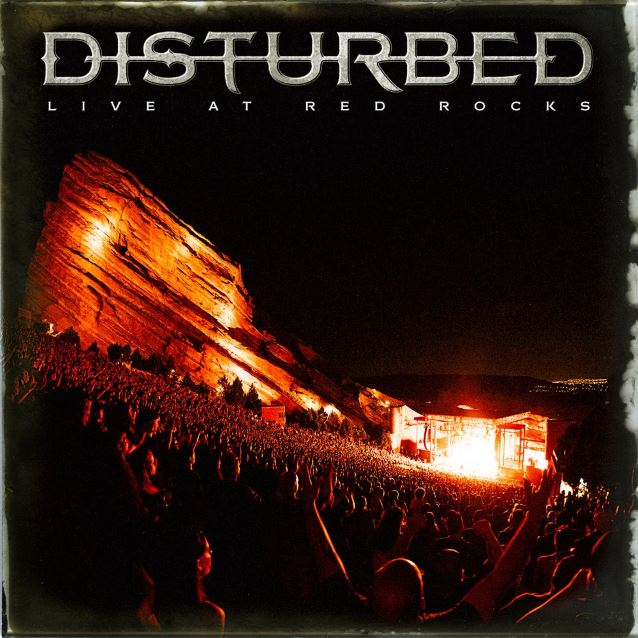 Disturbed: Disturbed To Release 'Live At Red Rocks' In November