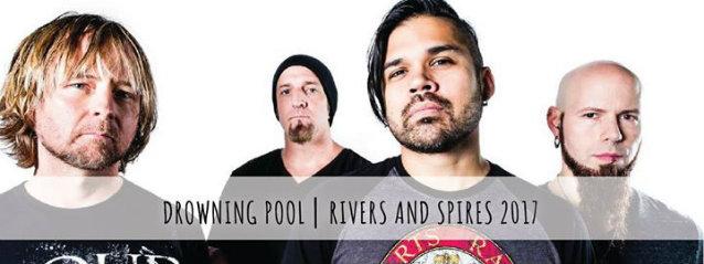 drowningpoolriversspires2017poster