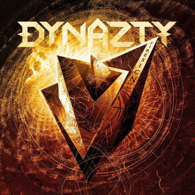 DYNAZTY Feat. AMARANTHE Singer NILS MOLIN: 'Firesign' Album Due In September; 'Breathe With Me' Single Available