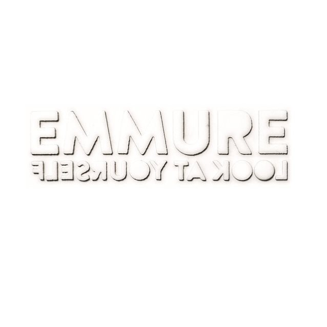 Image result for album art Emmure: Look At Yourself