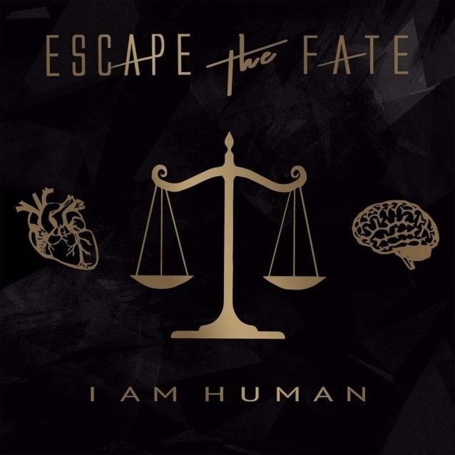 ESCAPE THE FATE: 'Broken Heart' Video Released