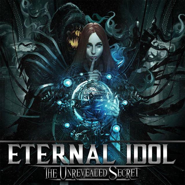 ETERNAL IDOL Feat. ANGRA/Ex-RHAPSODY OF FIRE Singer FABIO LIONE: 'Evil Tears' Song Premiere