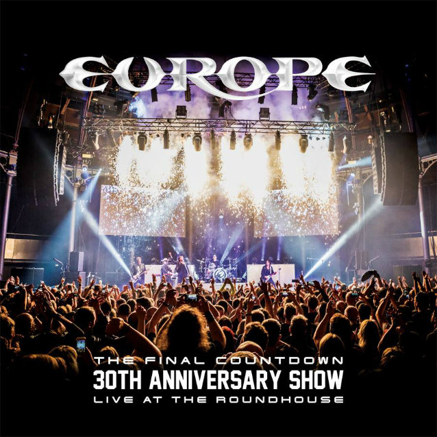 Europe To Release The Final Countdown 30th Anniversary