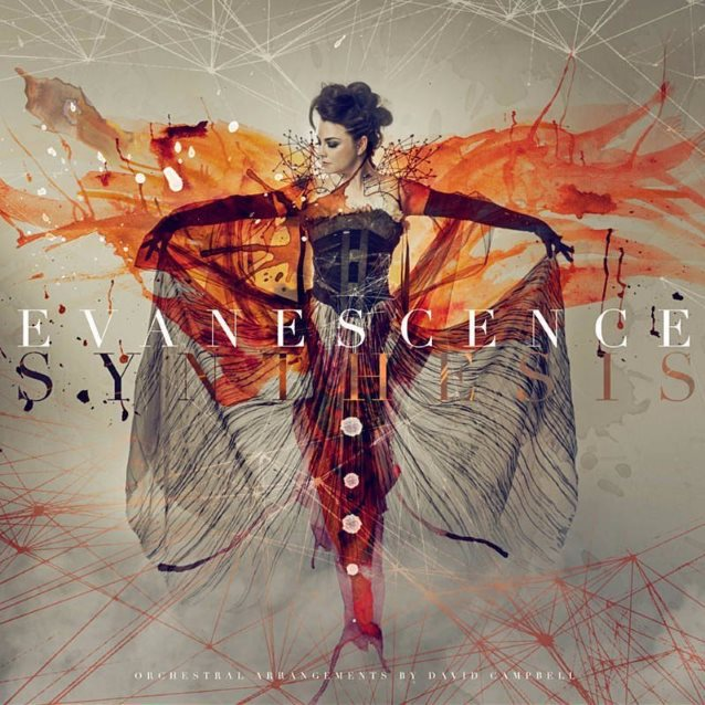 EVANESCENCE: Making Of 'Synthesis' Album Part One (Video)