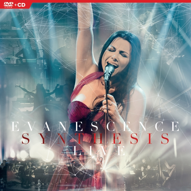 EVANESCENCE: 'My Immortal' Performance Clip from 'Synthesis Live' DVD