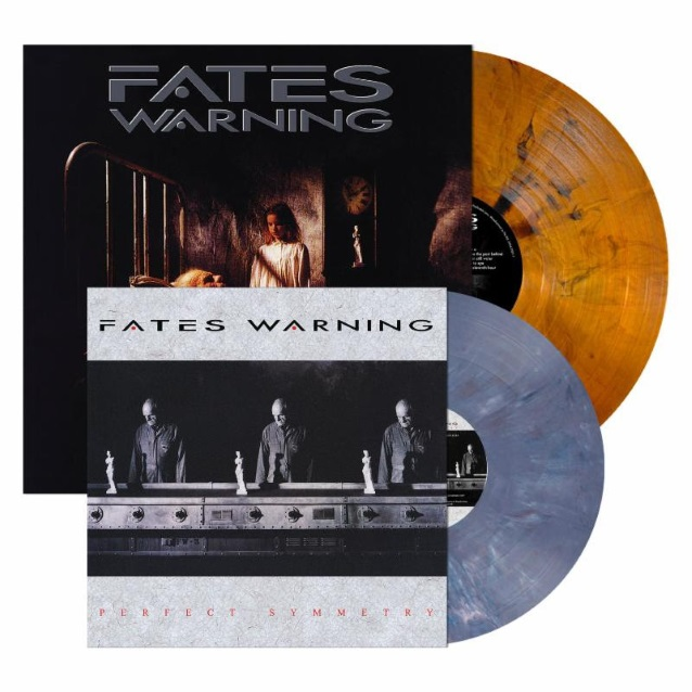 FATES WARNING's 'Perfect Symmetry', 'Parallels' Albums To Be Reissued With Bonus Tracks