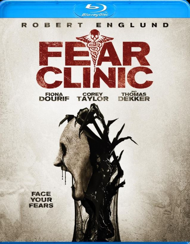 Fear Clinic - 2014 [HD] [720p] [Terror]