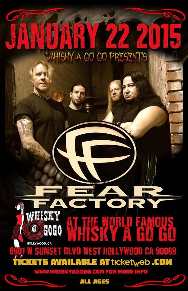 fearfactorywhiskyjan2015poster