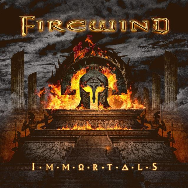 Image result for firewind immortals