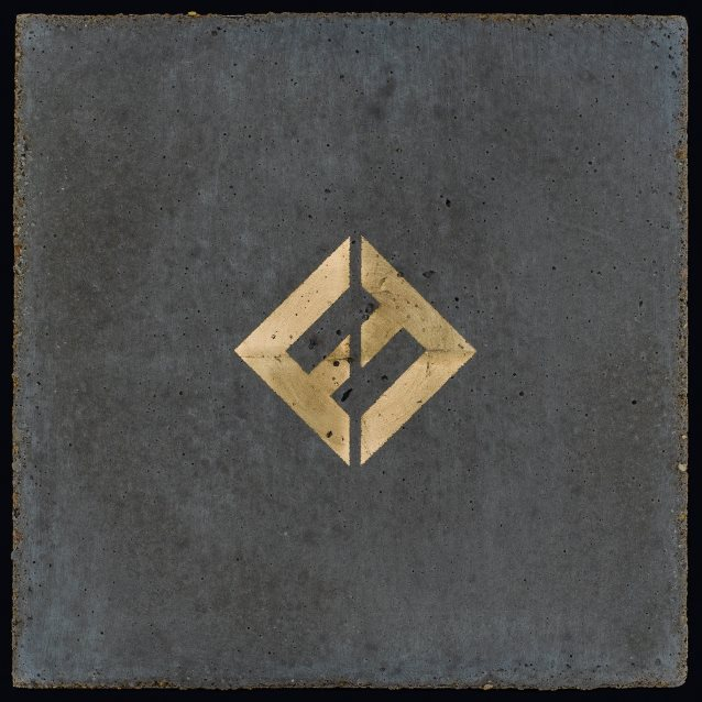 FOO FIGHTERS Heading For No. 1 on Billboard Chart With 'Concrete And Gold'