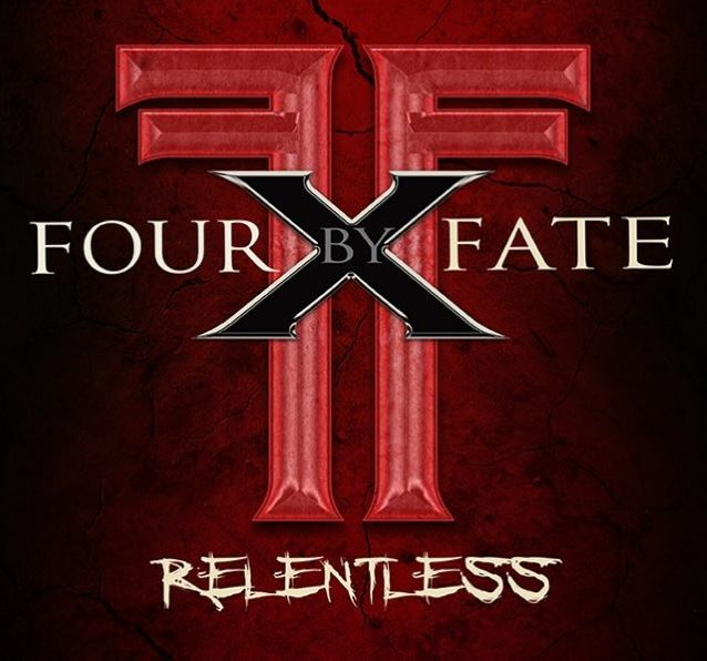 fourbyfaterelentlesscd