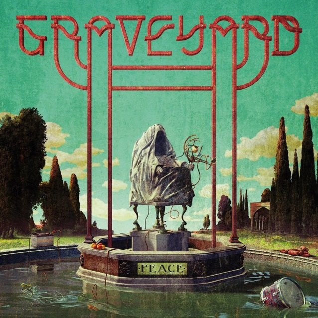 GRAVEYARD: First Trailer For 'Peace' Album