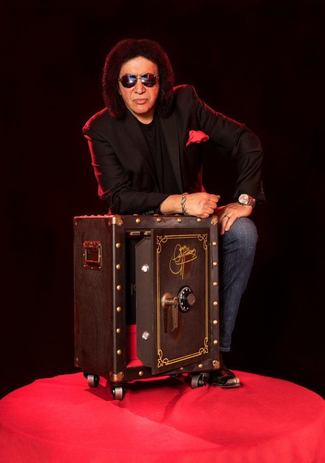 gene simmons will deliver 39 the vault 39 box set to your home for 50 000. Black Bedroom Furniture Sets. Home Design Ideas