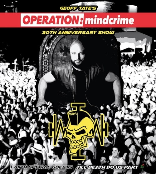 GEOFF TATE On Performing Entire 'Operation: Mindcrime' Album Again: I'm Giving The People What They Want