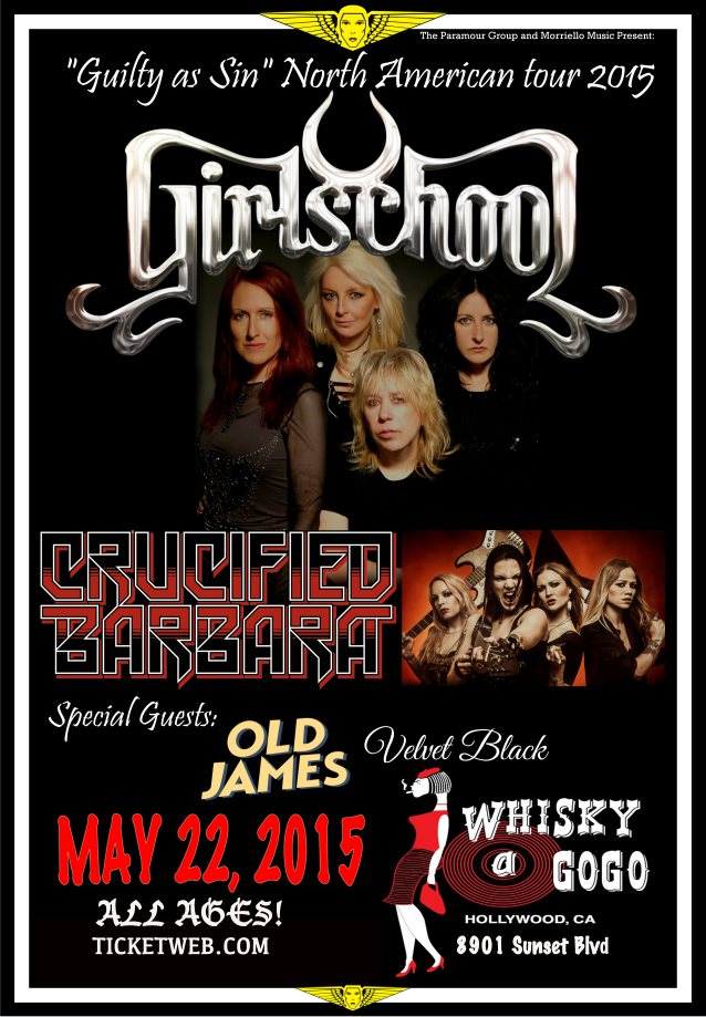 girlschoolwhiskymay2015poster