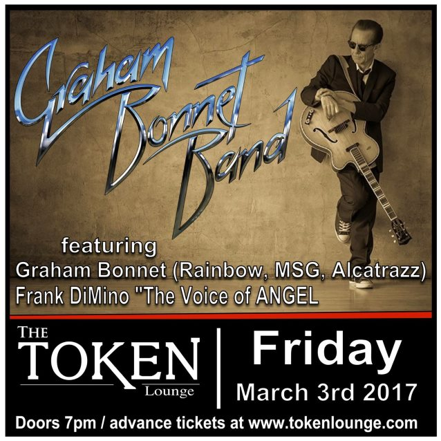 Video: GRAHAM BONNET BAND Performs 'Since You Been Gone' In Westland, Michigan
