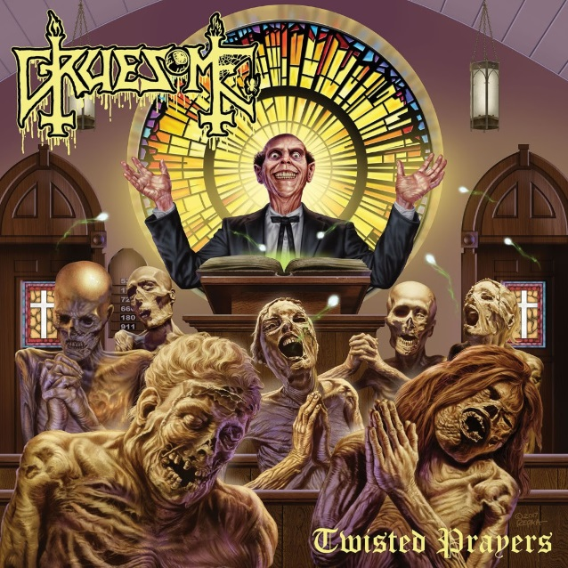 GRUESOME: 'Fatal Illusions' Video Released