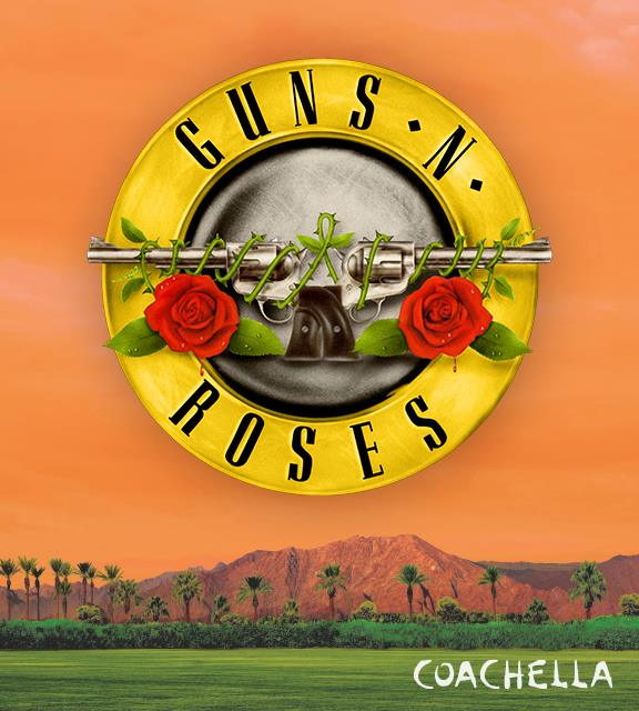 Guns N' Roses Reunion Confirmed for Coachella 2016