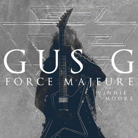 GUS G. Releases 'Force Majeure' Video Featuring UFO's VINNIE MOORE
