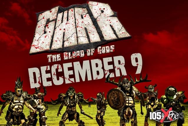 Watch GWAR's Entire Peoria Concert