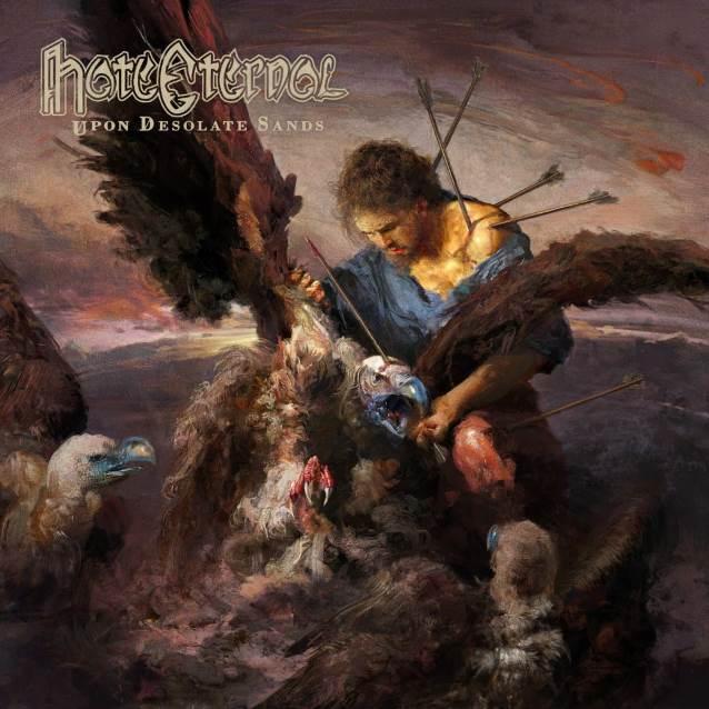 HATE ETERNAL - Upon Desolate Sands - 26 octobre 2018 Hateeternalupondesolatecd
