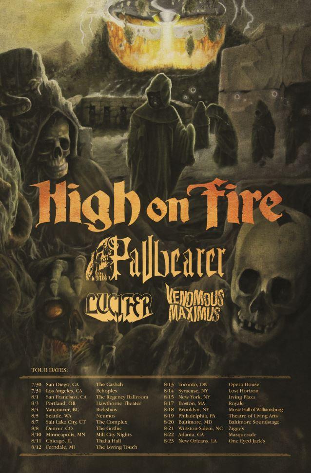 highonfire2015tourposter