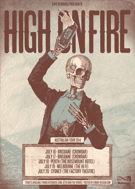 highonfireaustralia2014