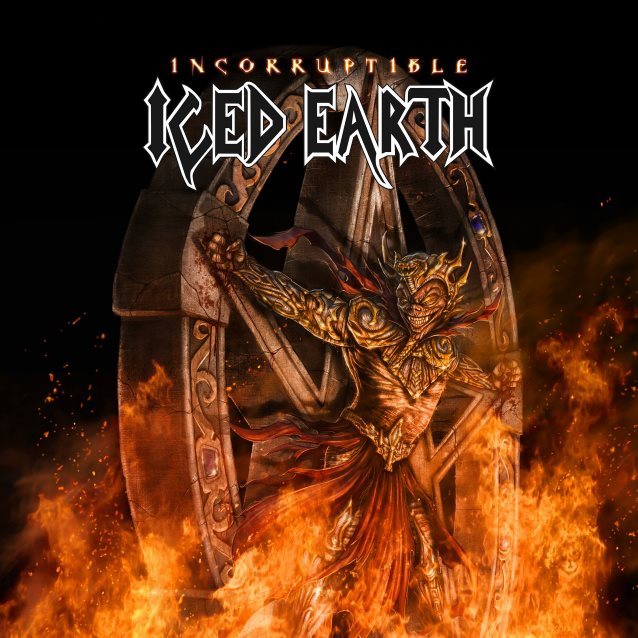 Image result for iced earth incorruptible