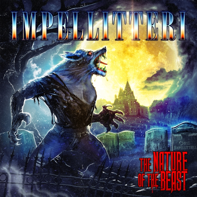 IMPELLITTERI Releases Music Video For 'Phantom Of The Opera'