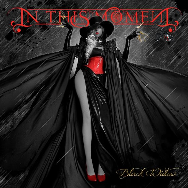 In This Moment: 'Black Widow' Cover Artwork Unveiled ...