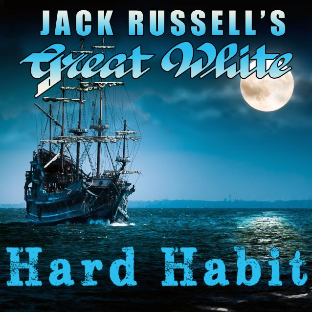 Jack Russell (Great White): He Saw It Coming (2017) Jackrussellhardhabit