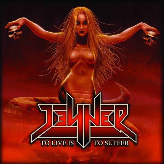 Сербская металл группа девушек JENNER выпускает альбом To Live Is To Suffer в феврале