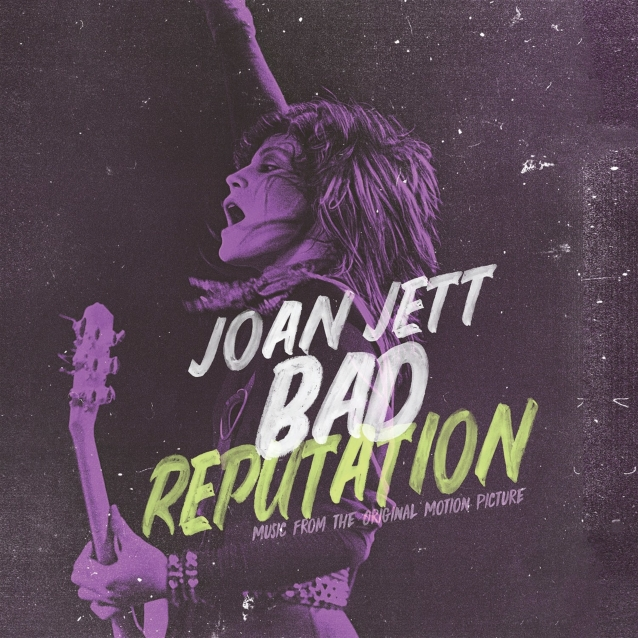 JOAN JETT Catalog Part Of SONY MUSIC/LEGACY's New Agreement with BLACKHEART RECORDS