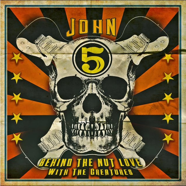 john5_Behind The Nut Love Artwork